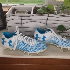 Clutch fit Under Armour Cleats